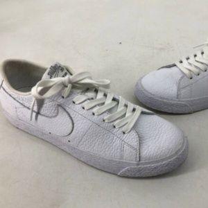 Nike Sb Mens Shoes Size 9 White